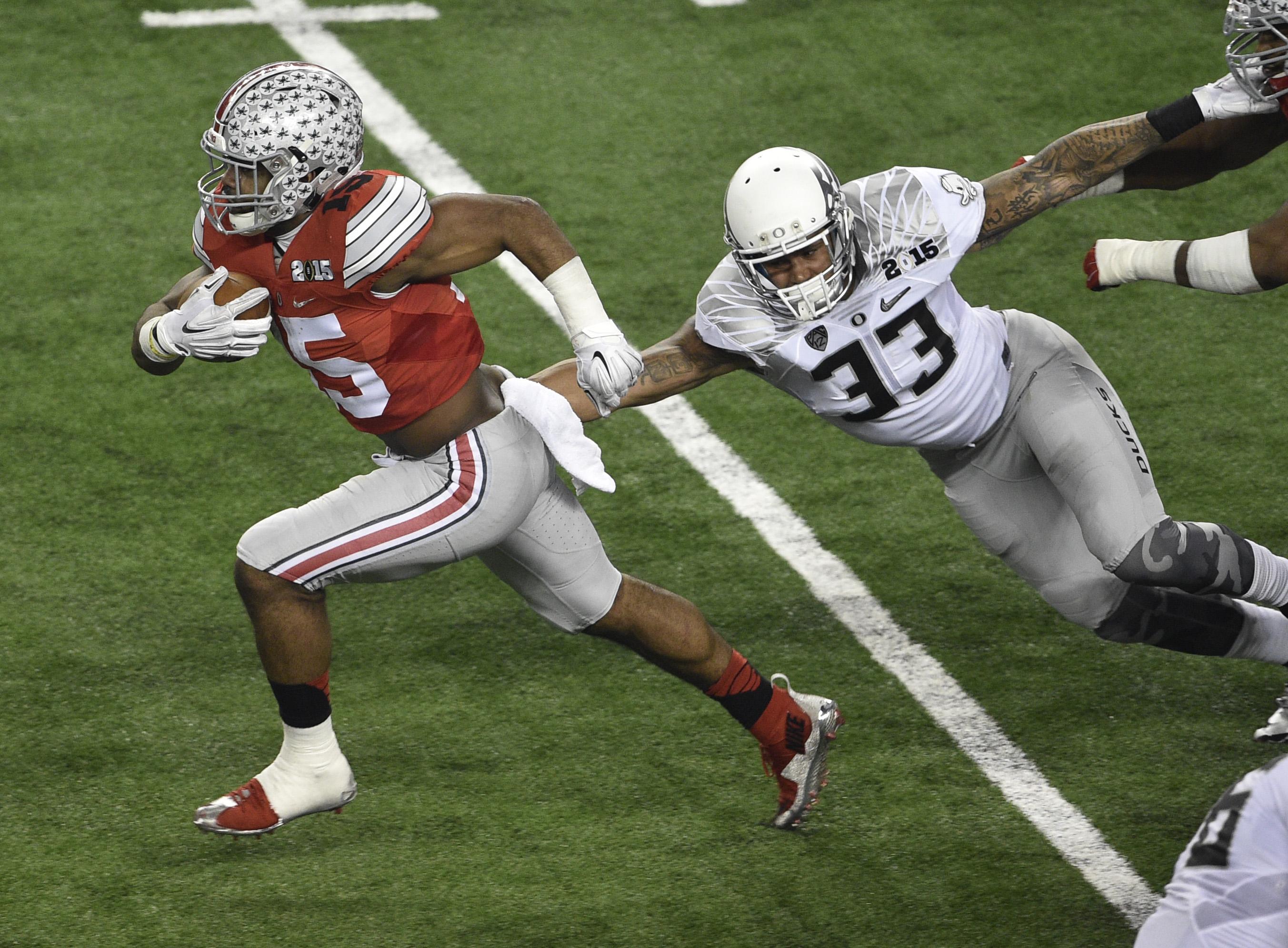 Give Zeke the ball!
