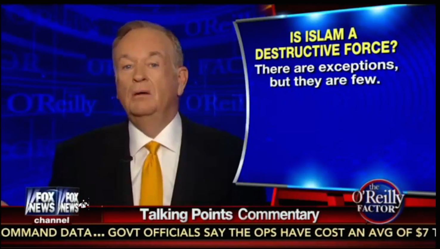 It's not just Fox News: Islamophobia on cable news is out of control