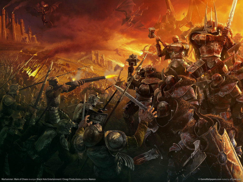 Total War: Warhammer accidentally announced in new art book
