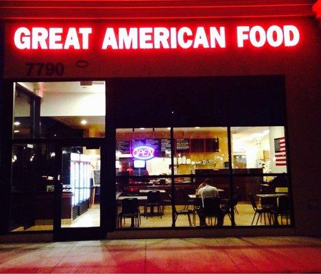 Great American Food