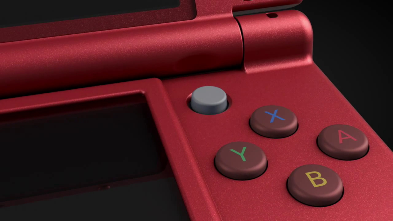 New Nintendo 3DS XL doesn't include an AC adapter, and you should get the official one