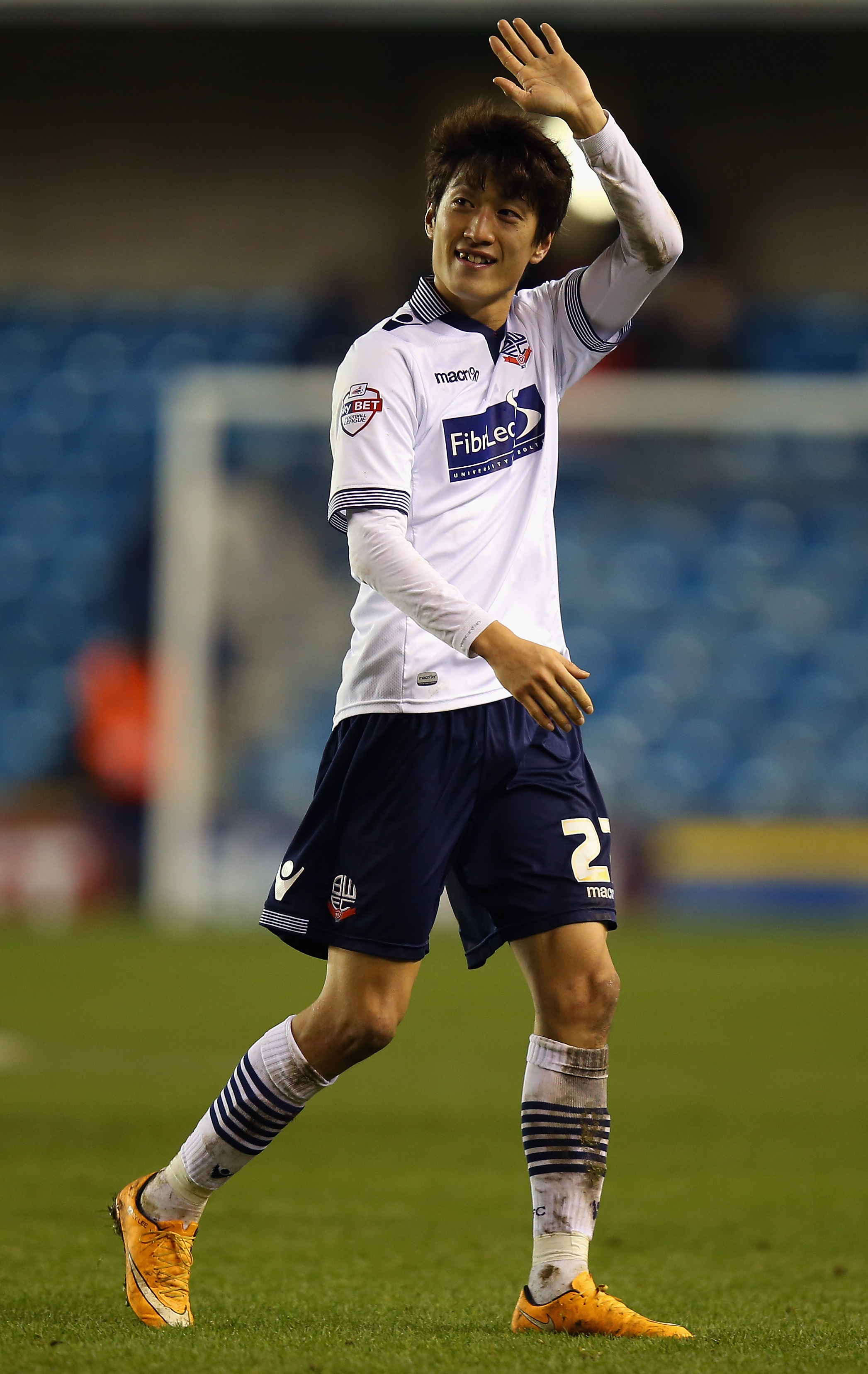 Could Chung-Yong Lee wave goodbye to Bolton this January?