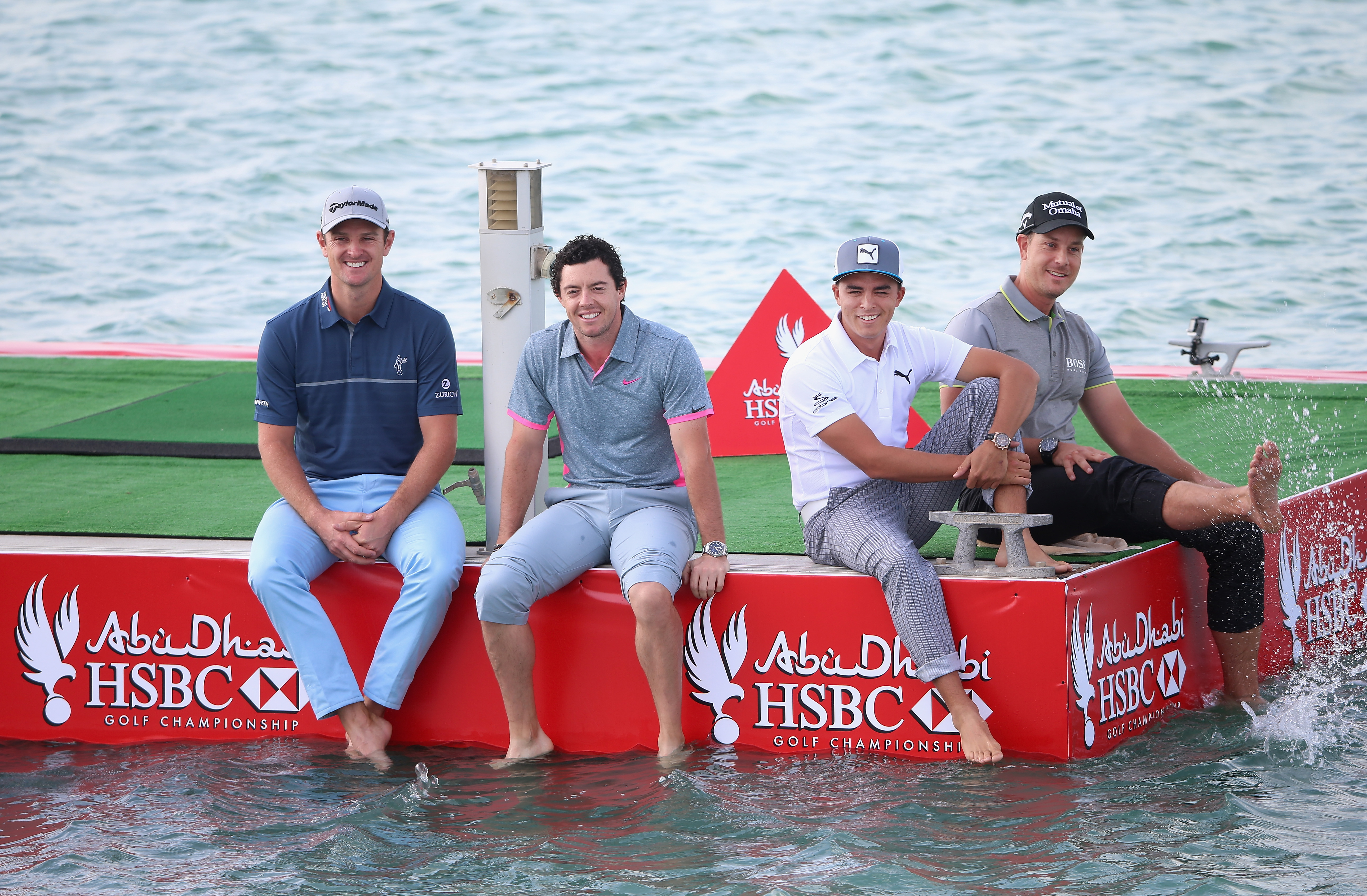 Abu Dhabi HSBC Championship 2015: Tee times, TV schedule and online streaming for Thursday