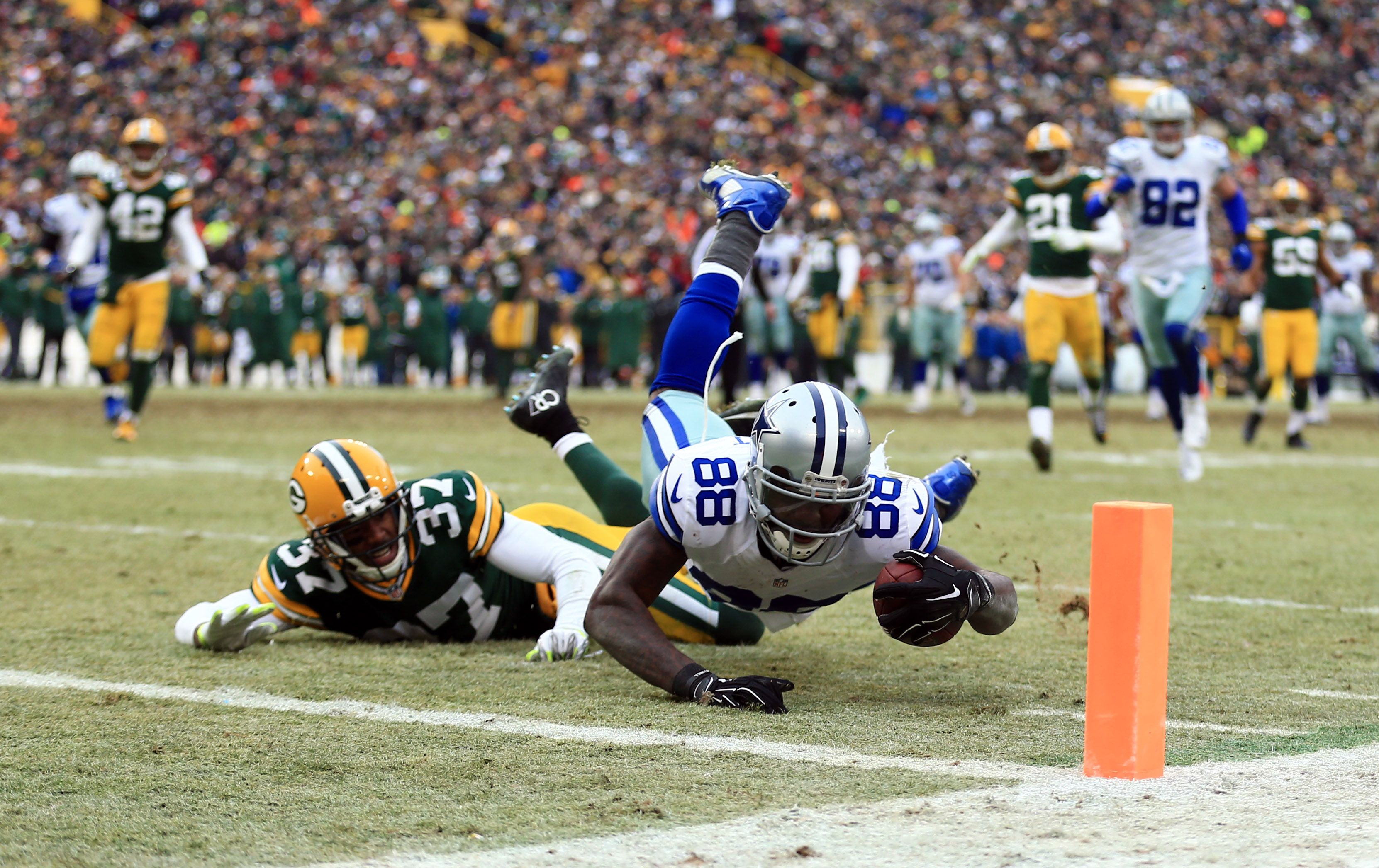 Dez Bryant took 3 steps and no one knows what a catch is