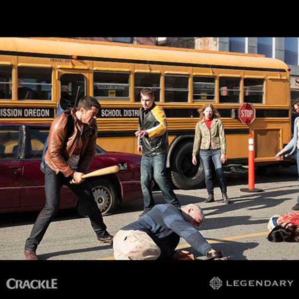 The Dead Rising movie comes to life this March