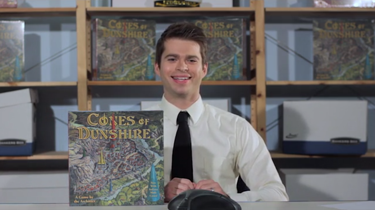 Parks and Recreation's fake board game is now a really expensive Kickstarter reward