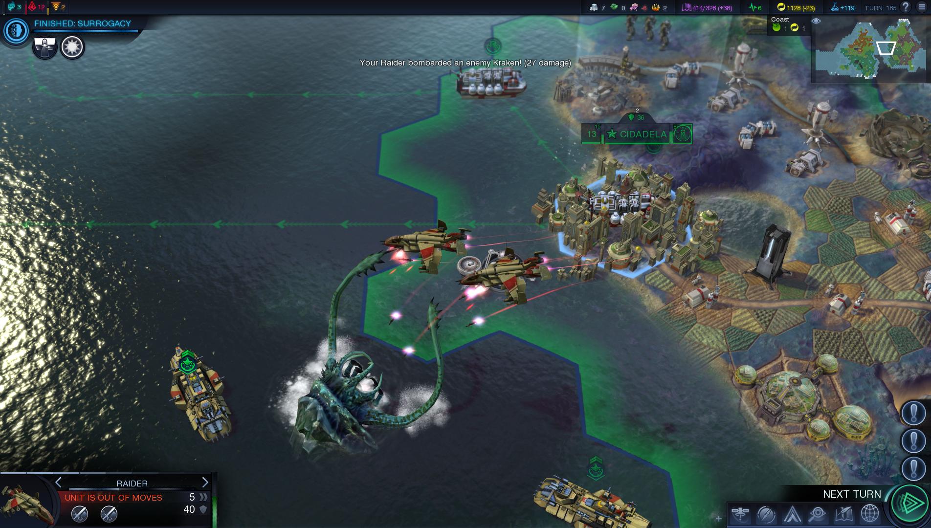 Sid Meier's Civilization: Beyond Earth is free on Steam this weekend
