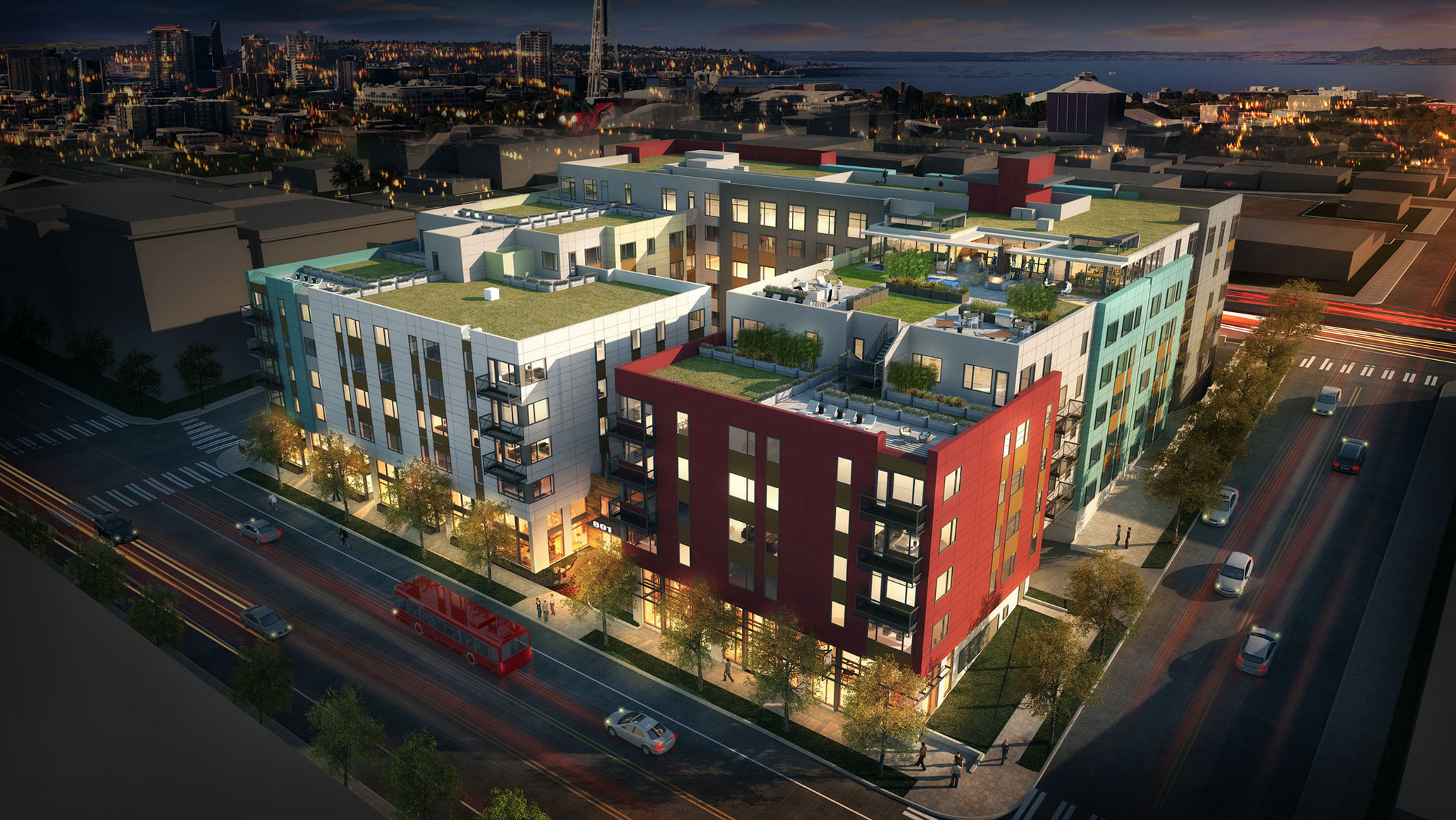 Mollusk is opening at the True North apartments in South Lake Union.