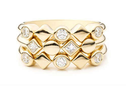 """Image <a href=""""http://www.refinery29.com/2015/01/80733/dannijo-first-fine-jewelry-collection"""">via</a>"""