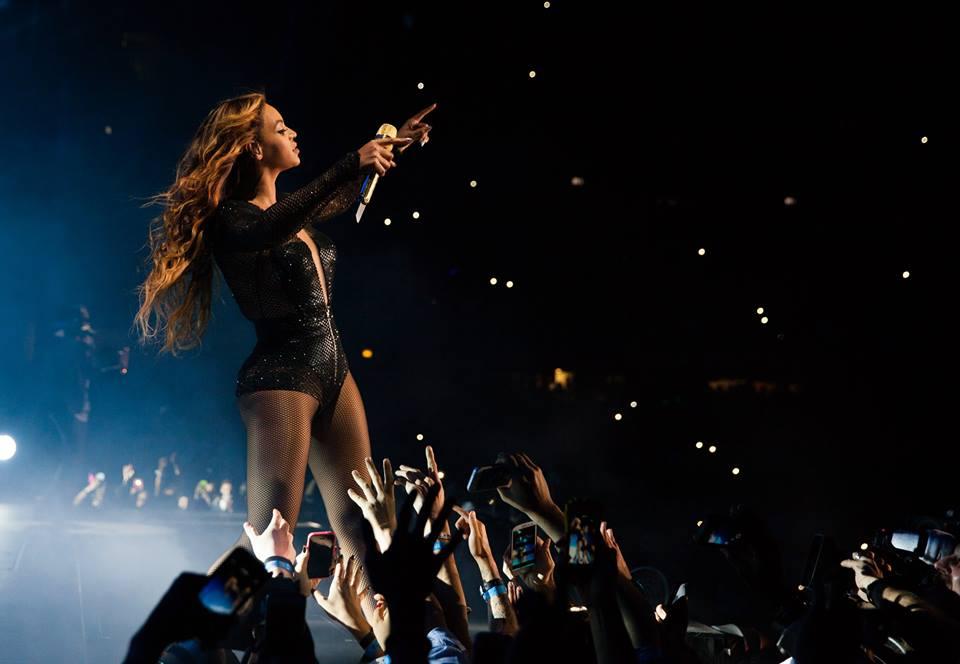 "All hail Queen B; photo via <a href=""http://www.beyonce.com/"">Beyoncé</a>/Facebook"