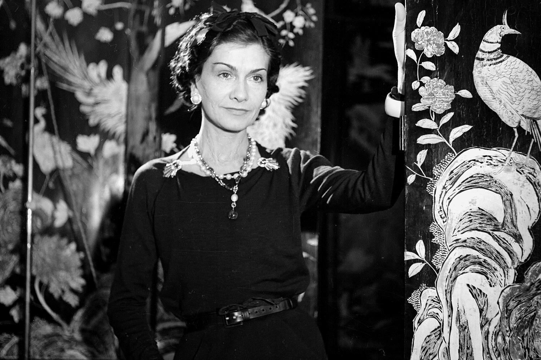 Black dress sex appeal predates Coco Chanel, Patron Saint of LBDs. Photo: Getty