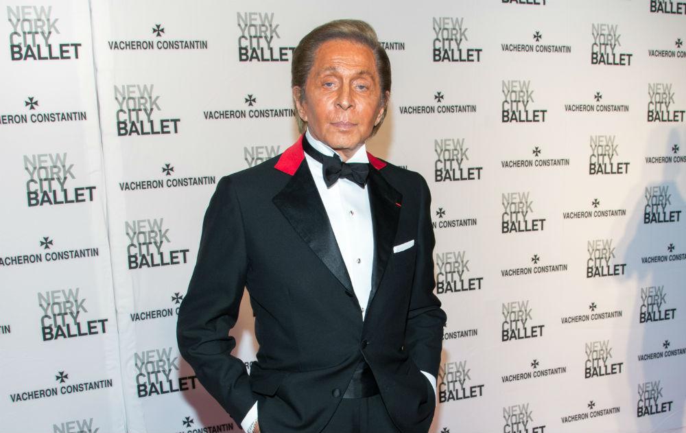 Valentino. Image: Getty