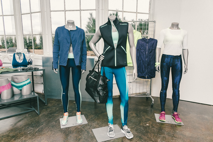 Under Armour by Driely S. for Racked