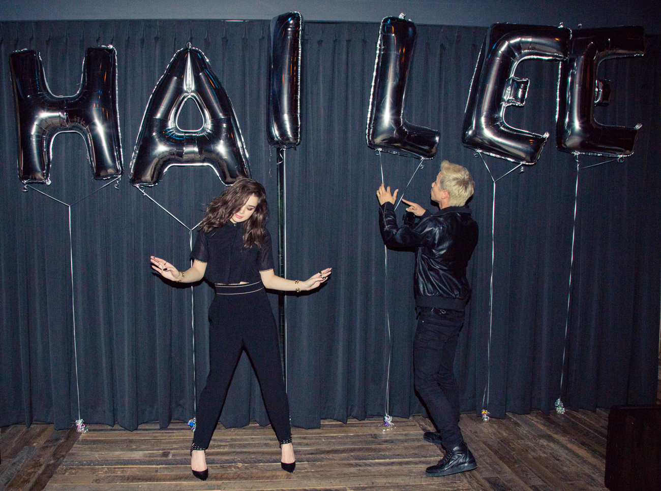 """Image via <a href=""""http://www.thecoveteur.com/hailee-steinfeld-18th-birthday-party/"""">The Coveteur</a>"""
