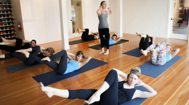 Photo: Moxie Yoga & Fitness