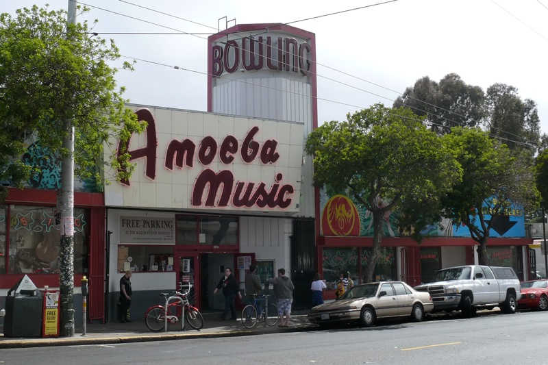 """Photo via <a href=""""http://www.amoeba.com/"""">Amoeba</a>"""