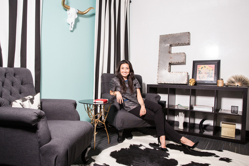 """Stitch Fix founder and CEO Katrina Lake. Photo by <a href=""""http://www.aubriepick.com"""">Aubrie Pick</a> for Racked"""