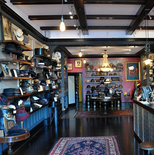"""Image of Larchmont Village boutique <a href=""""http://www.goorin.com/hat-shops/larchmont"""">via</a>"""