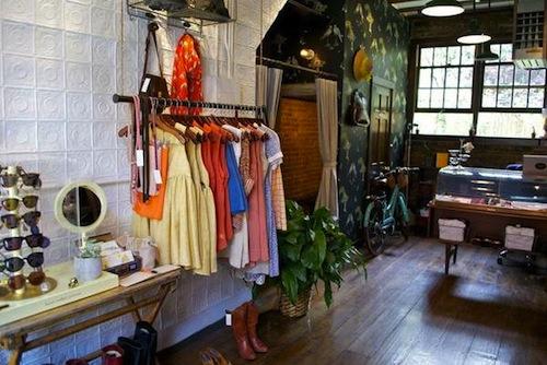 Cloak & Dagger's old East Village shop.