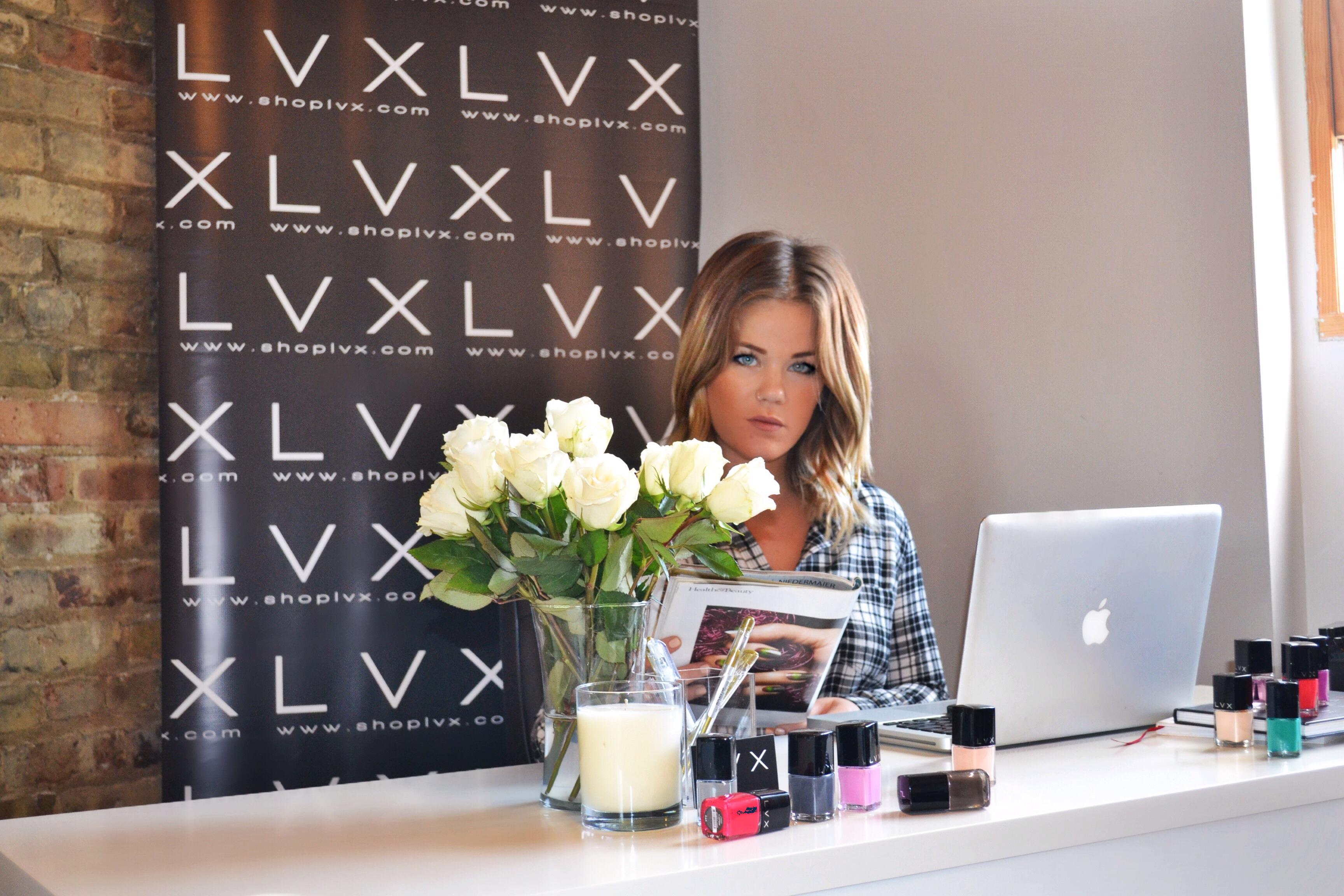 Photo: LVX Founder Branka Tomic
