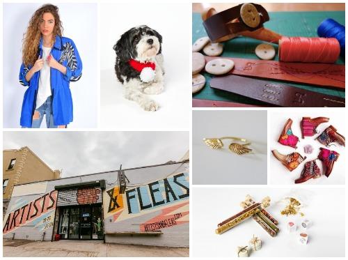 Photos: Artists & Fleas