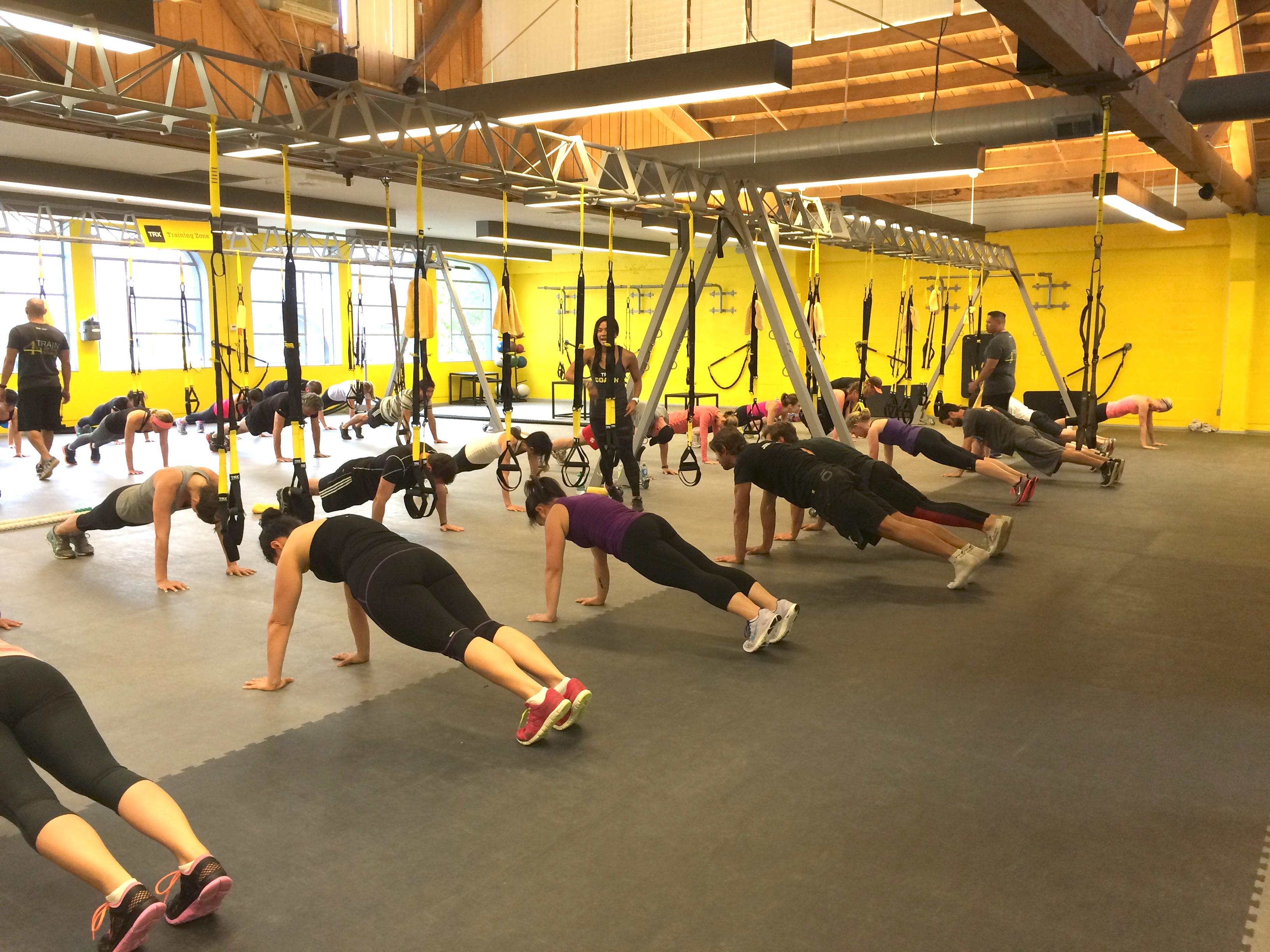 Image via TRX Training Center