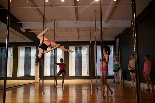 Images: Body & Pole