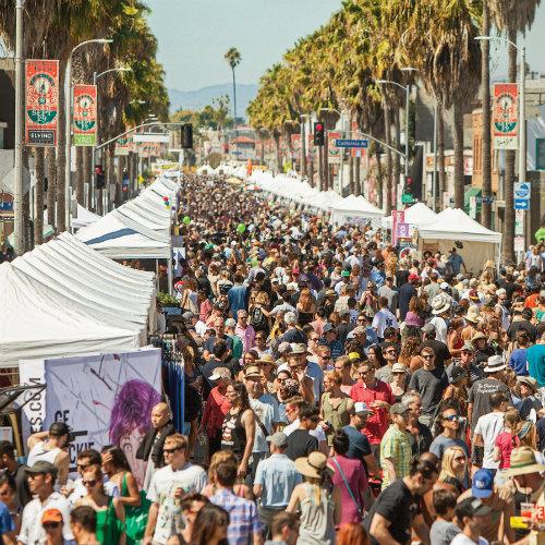 Image via Abbot Kinney Festival