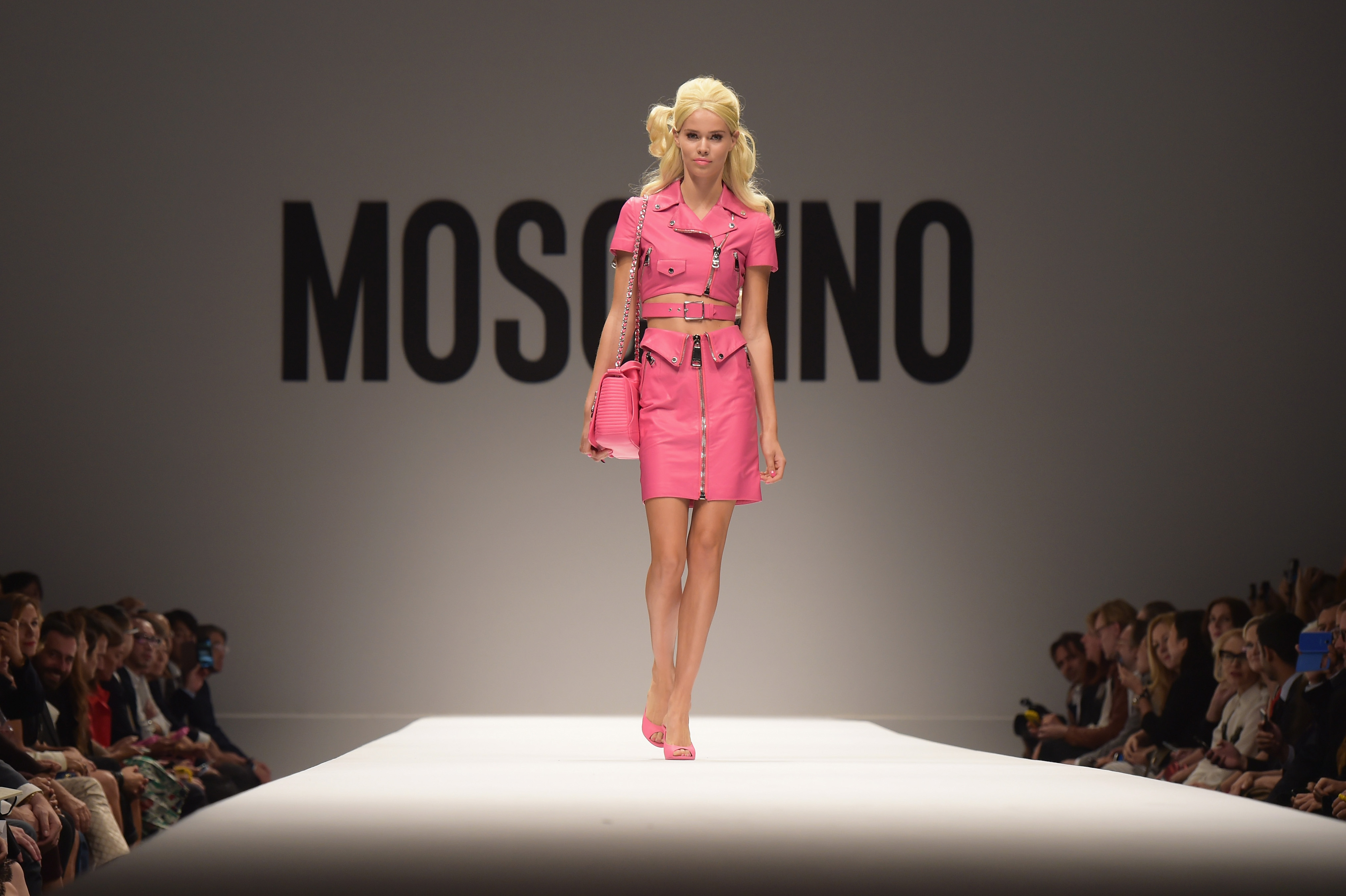 Moschino Ditches McDonald's For Barbie