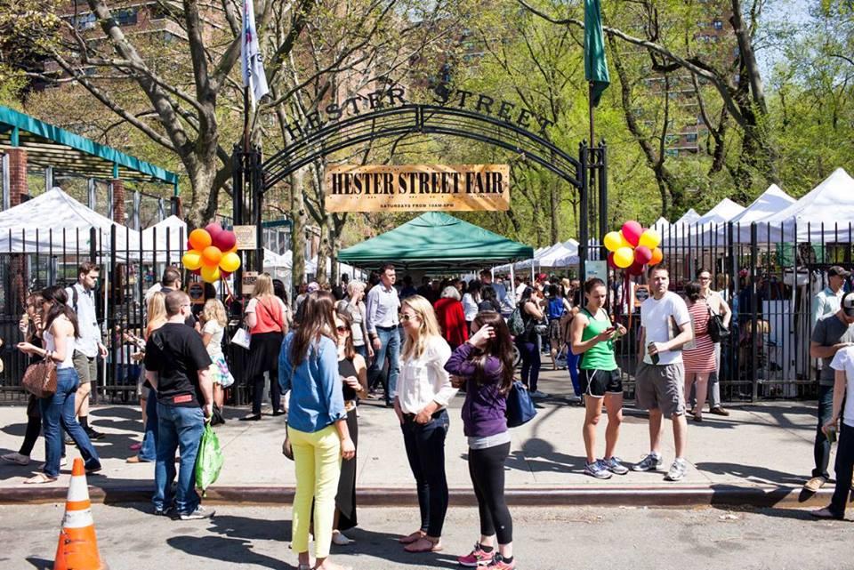 """Photo via Facebook/<a href=""""https://www.facebook.com/hesterstreetfair"""">Hester Street Fair</a>"""