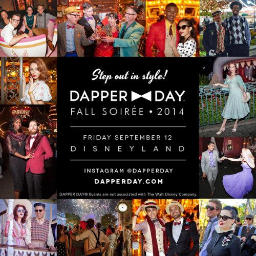 Flyer via Dapper Day