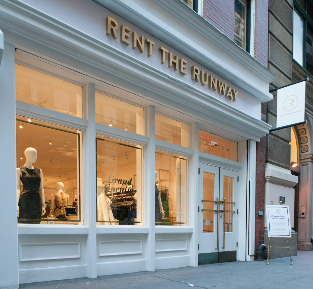 Nyc Renting: Rent The Runway