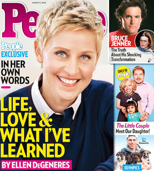 "Image <a href=""http://tvnewsandviews.files.wordpress.com/2014/02/people-magazine-march-3-2014-ellen-degeneres-live-love-what-ive-learned.png"">via</a>"