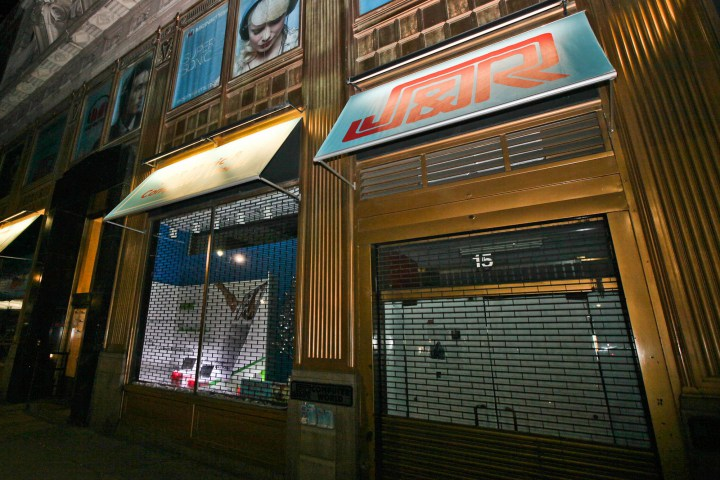 """Image via <a href=""""http://nypost.com/2014/08/13/iconic-jr-to-re-open-as-boutique-inside-century-21/"""">New York Post</a>"""