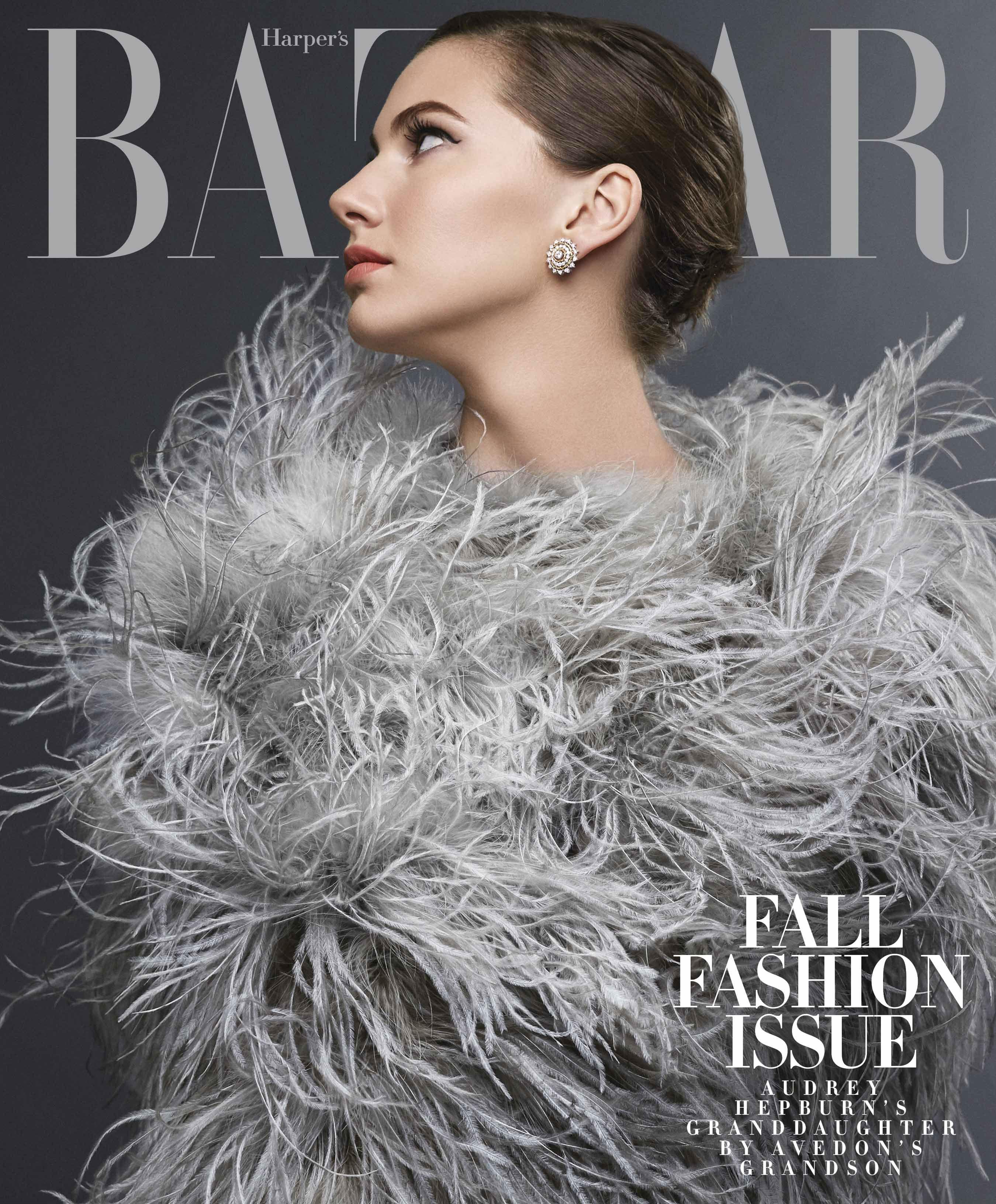 Michael Avedon for Harper's Bazaar.