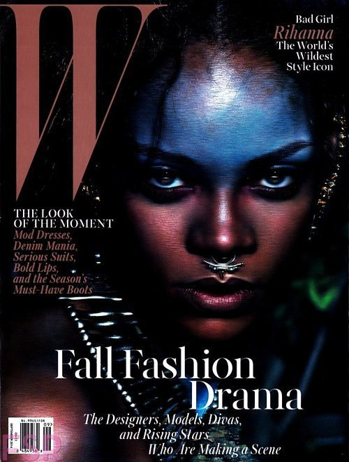 Photo by Mert Alas and Marcus Piggott for W.