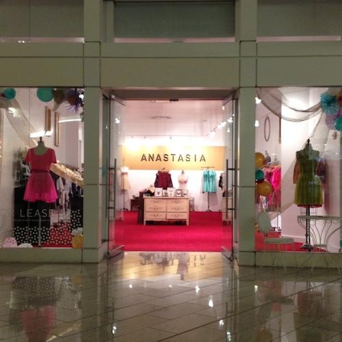 Photo: The Anastasia Pop-Up Shop at Block 37