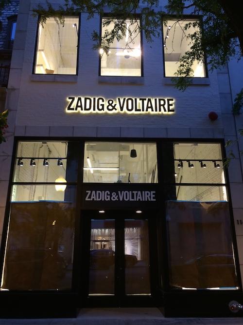 Photo: Zadig & Voltaire