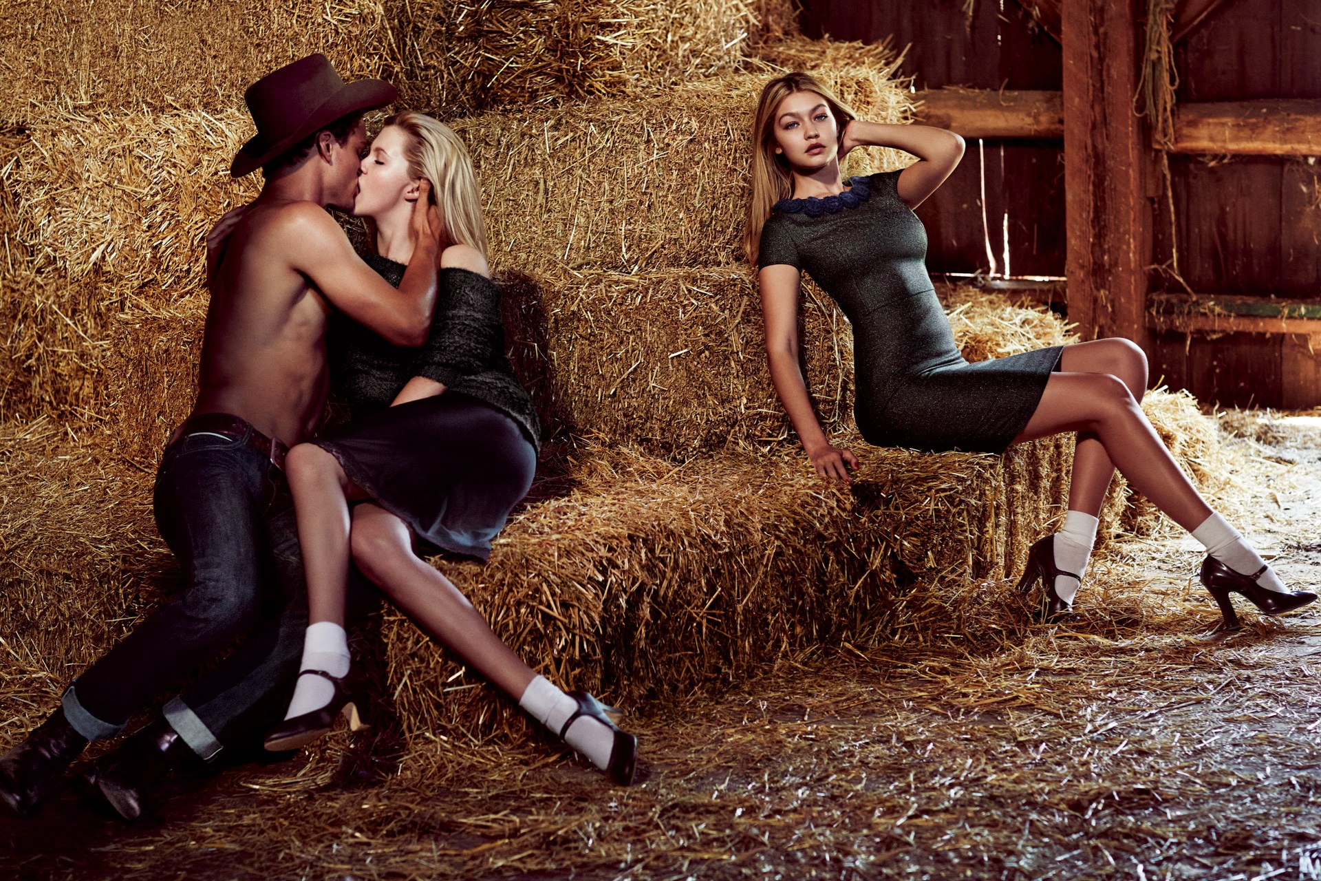 """Image <a href=""""http://www.vogue.co.uk/news/2014/07/22/sisley-pier-davoli-ireland-baldwin-interview-behind-the-scenes-campaign"""">via</a>."""