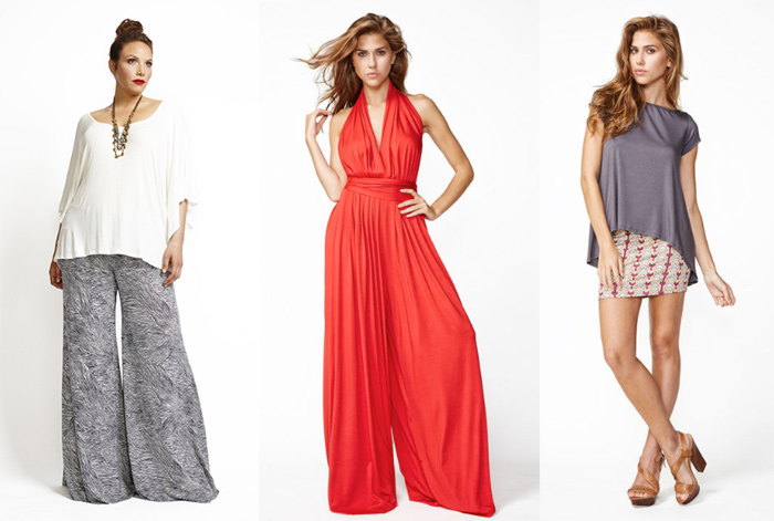 """Images via <a href=""""http://www.rachelpally.com/collection_spring_2014/index.html"""">Rachel Pally</a>"""