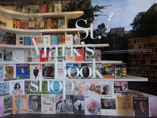 """Image via Facebook/<a href=""""https://www.facebook.com/stmarksbooks?fref=nf"""">St. Mark's Bookshop</a>"""
