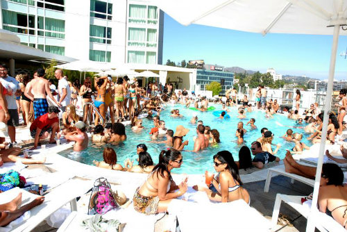 Image via Loews Hollywood Hotel