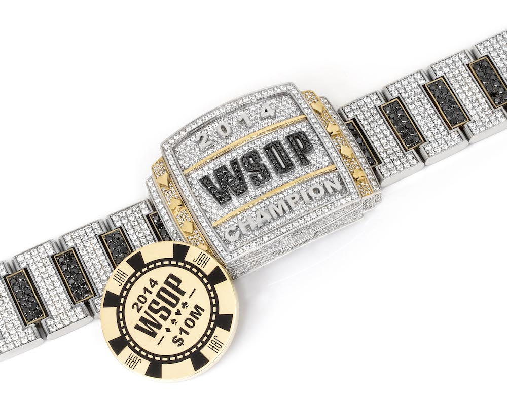 2014 World Series of Poker Bracelet