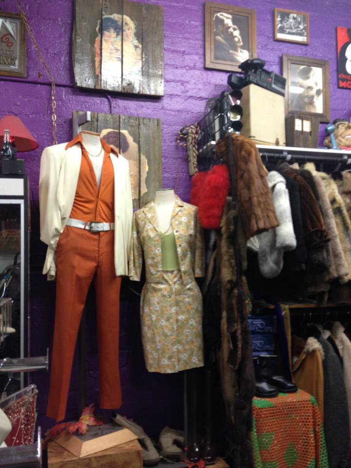 The Attic Vintage Clothing Co.