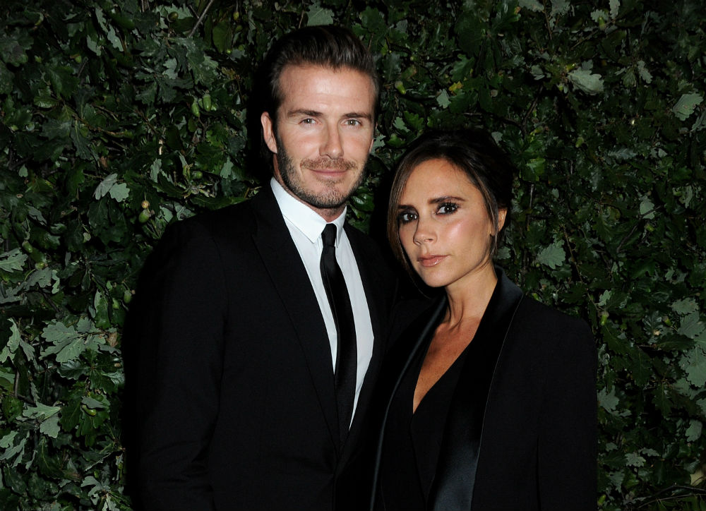 Victoria Beckham, a woman of many superstitions. Image via Getty.