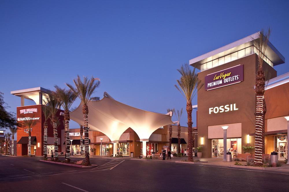 Las Vegas Premium Outlets —South