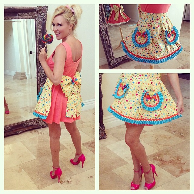 Bridget Marquardt's aprons