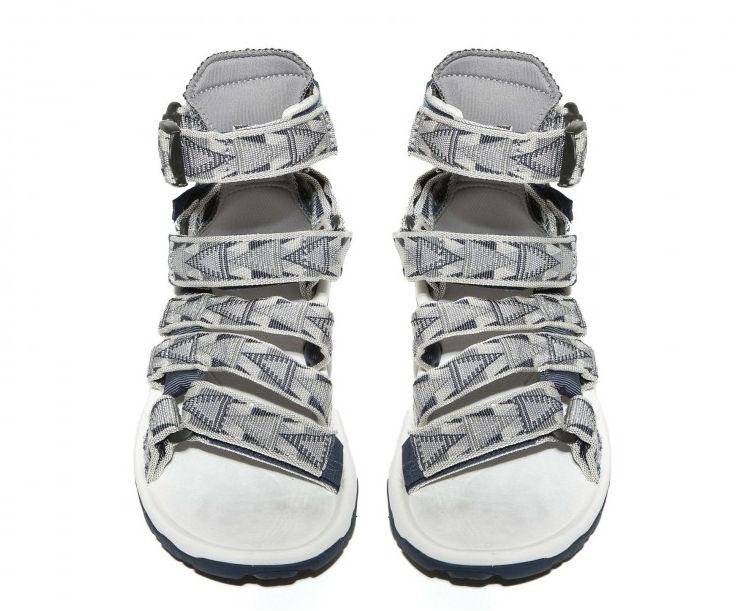 "Teva x Opening Ceremony. Photo via <a href=""http://www.wmagazine.com/fashion/accessories/2014/06/opening-ceremony-teva-sandals/"">W</a>."
