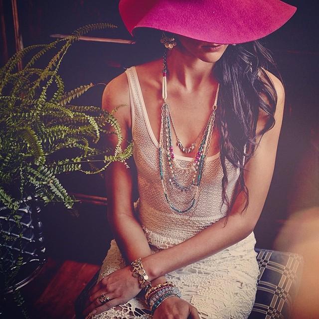 """Photo via Chloe + Isabel/<a href=""""http://instagram.com/chloeandisabel"""">Instagram</a>"""