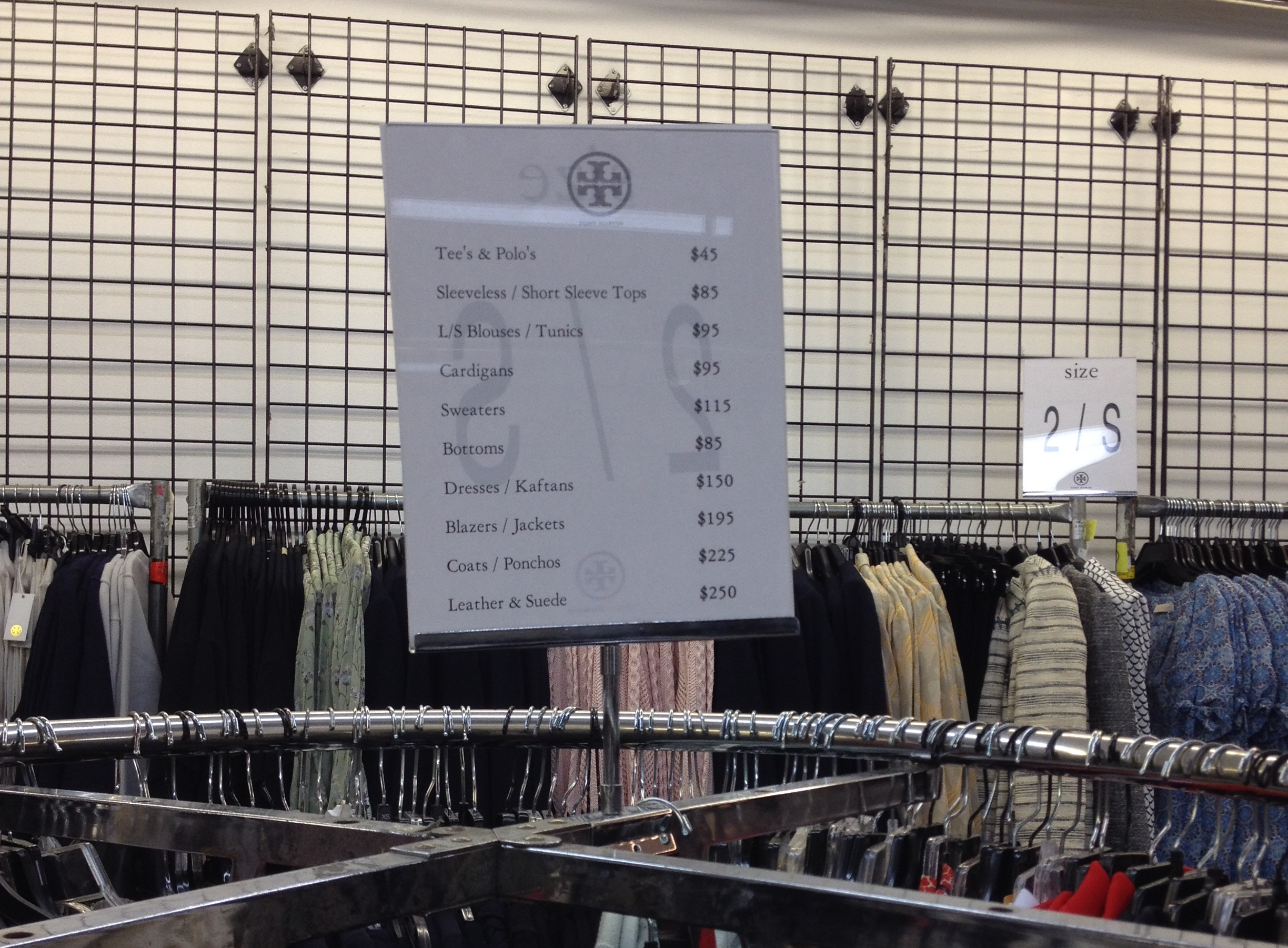 clothingline racked ny - Bcbg Sample Sale